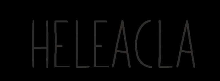 lettering heleacla